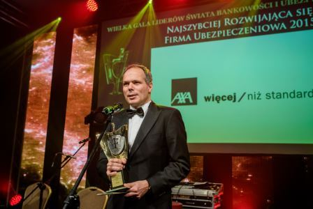 Nagroda dla AXA